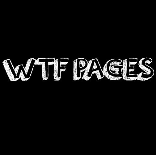 WTF Pages