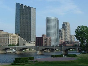 Web Design Grand Rapids MI - grand river