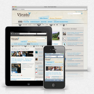 Websites for Small Businesses - website template