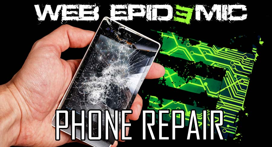 web epidemic-phone repair-greenville michigan